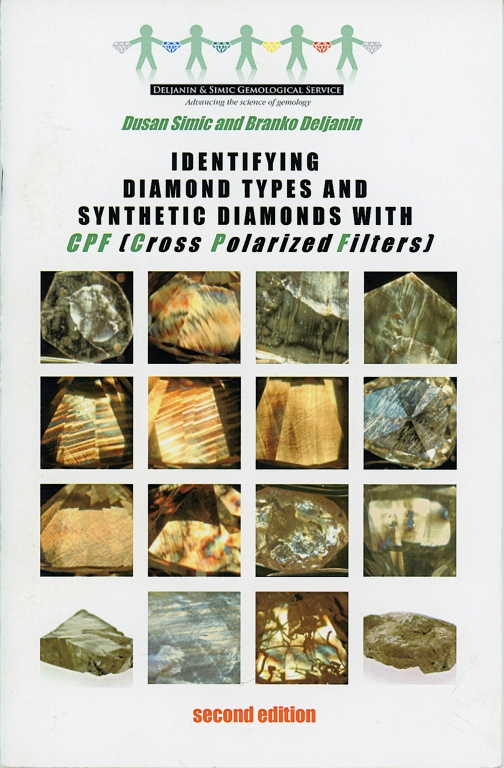 Identifying Diamond types and Synthetic Diamond with CPF [Cross Polarized Filters]