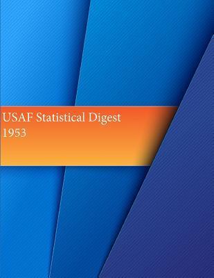 Usaf Statistical Digest, 1953