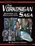 Gurps - The Vorkosig...