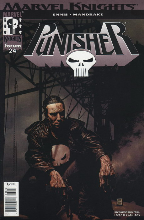 Marvel Knights: Punisher Vol.2 #24