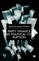 Party Finance and Political Corruption