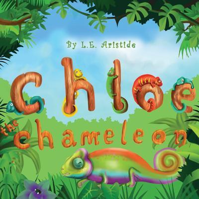 Chloe the Chameleon