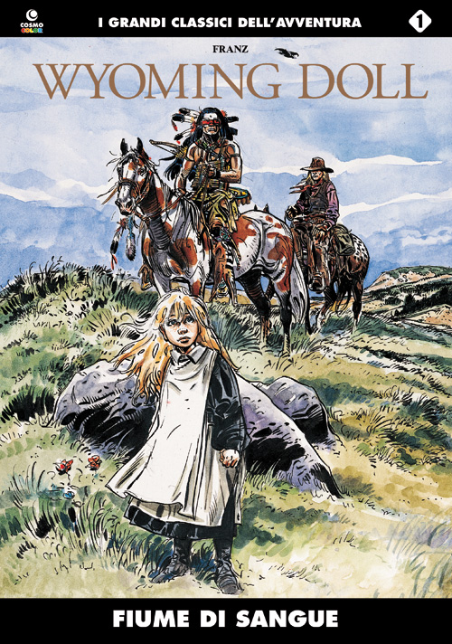 Wyoming Doll n. 1