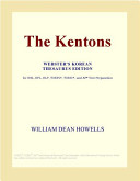 The Kentons (Webster's Korean Thesaurus Edition)