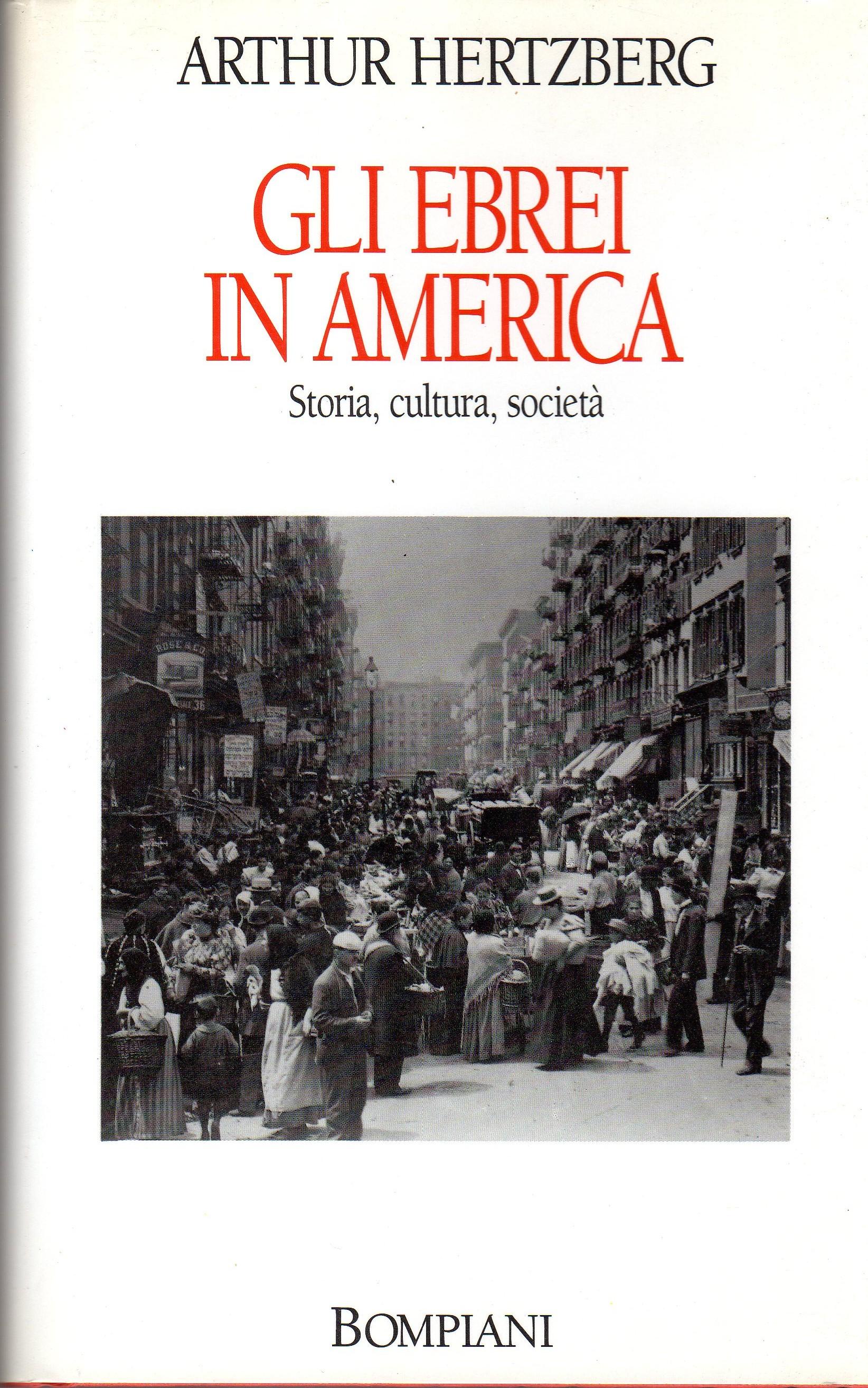 Gli ebrei in America