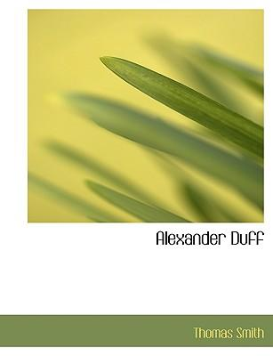 Alexander Duff