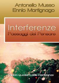 Interferenze. Paesaggi del pensare
