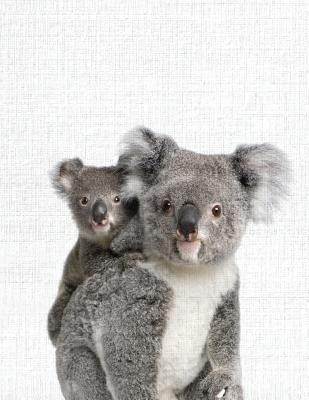 Koala - Cute Animal Composition Book