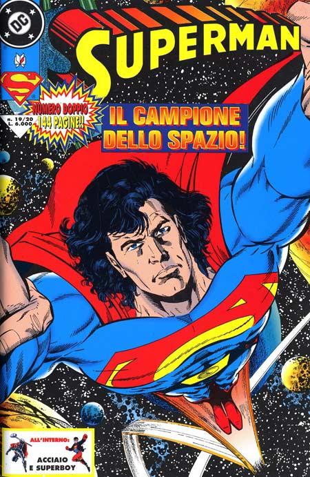 Superman 019/020