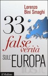 33 false verità sull'Europa