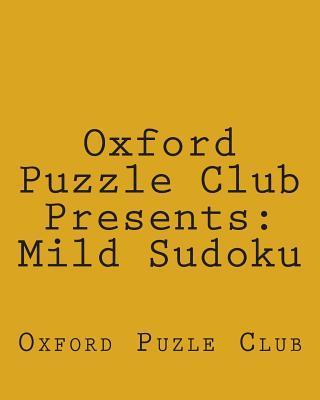 Mild Sudoku
