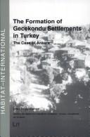 Formation of Gecekondu Settlements in Tu
