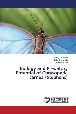 Biology and Predatory Potential of Chrysoperla carnea (Stephens)