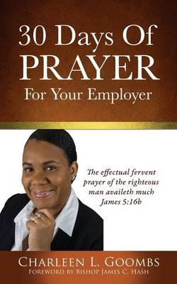30 Days of Prayer for Your Employer