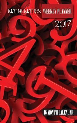 Mathematics 2017 Weekly Planner