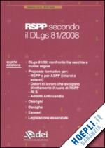 RSPP secondo il DLgs81/2008