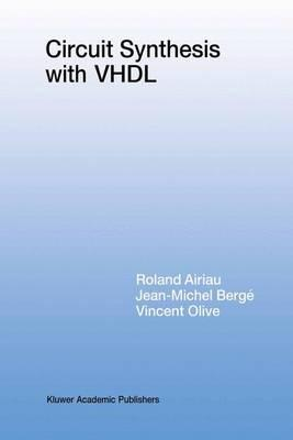 Circuit Synthesis With Vhdl