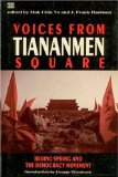 Voices from Tiananmen Square