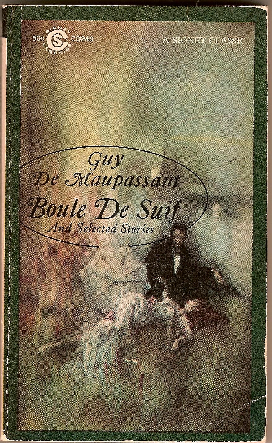 Boule de Suif and other stories