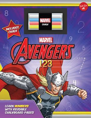 Avengers Chalkboard ...