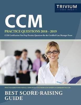 CCM Practice Questions 2018-2019