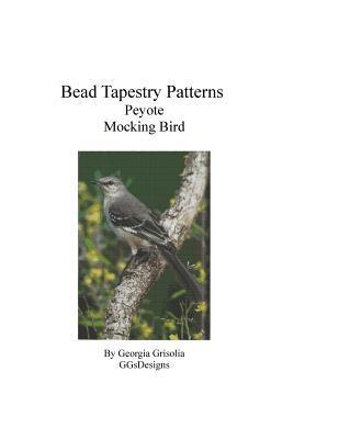 Bead Tapestry Patterns Peyote Mockingbird