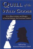 Quill of the wild goose