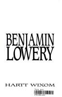Benjamin Lowery