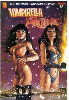 Vampirella Witchblad...