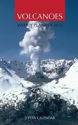 Volcanoes Weekly 2015-2016 Planner