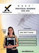 GACE Political Science 032, 033 Teacher Certification Test Prep Study Guide