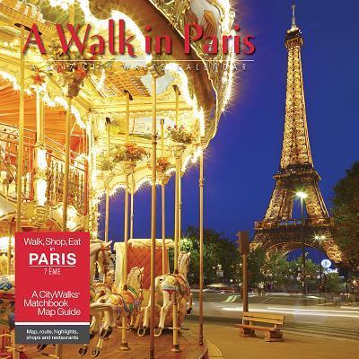 A Walk in Paris 2017 Calendar