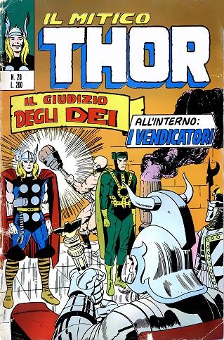 Il Mitico Thor n. 20