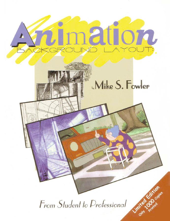 Animation Background Layout