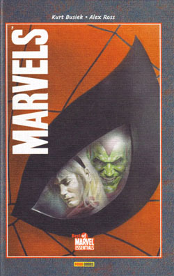 Best of Marvel Essentials: Marvels