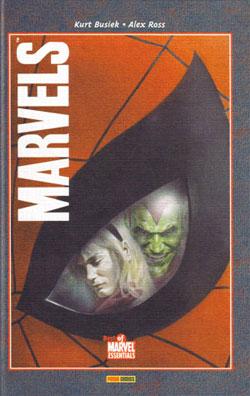 Best of Marvel Essentials: Marvels