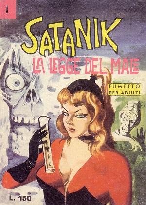 Satanik n. 1