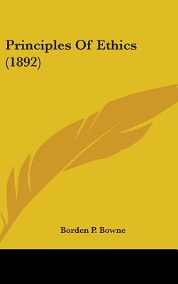 Principles of Ethics (1892)