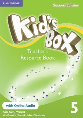 Kid's Box Updated. Level 5