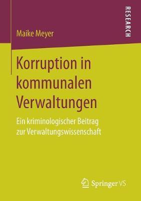 Korruption in Kommunalen Verwaltungen