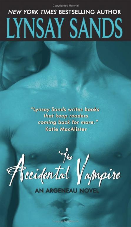 The Accidental Vampi...