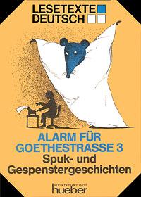 Alarm für Goethestraße 3
