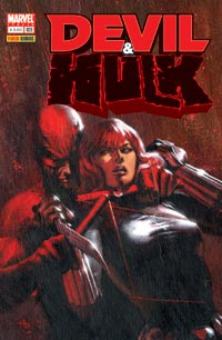 Devil & Hulk n. 109