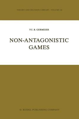Non-Antagonistic Games