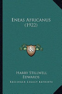 Eneas Africanus (1922) Eneas Africanus (1922)