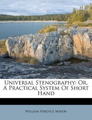 Universal Stenography