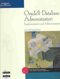 Oracle9i Database Administrator