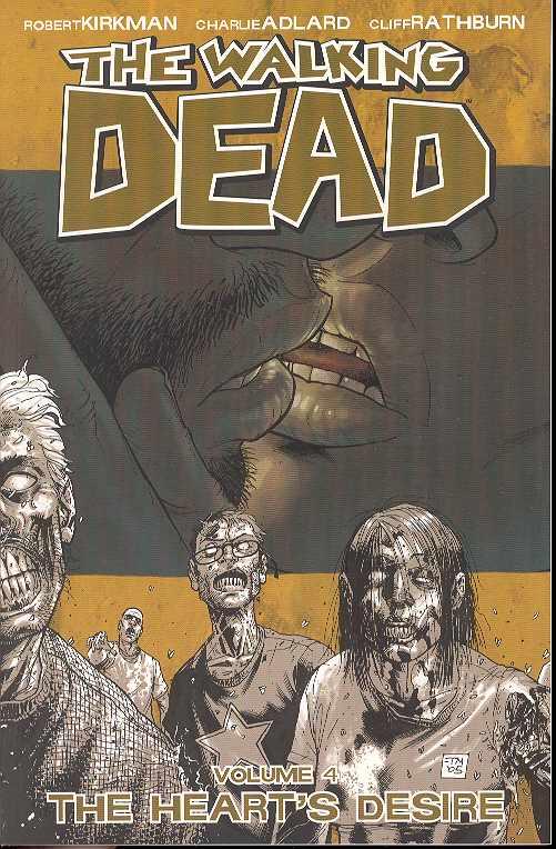 The Walking Dead: Heart's Desire v. 4
