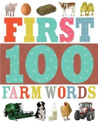 First 100 Farm Words (Learning Range)