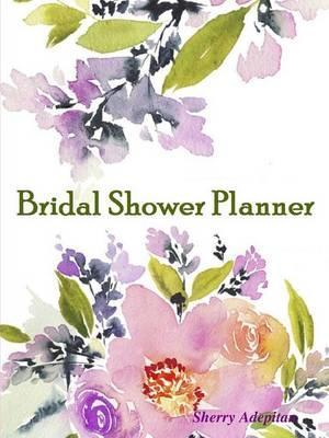 Bridal Shower Planner